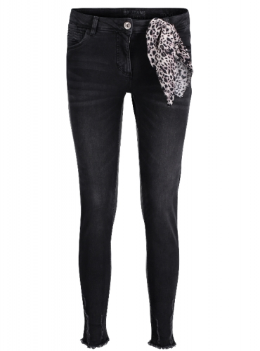 Jeansy Betty Barclay denim black