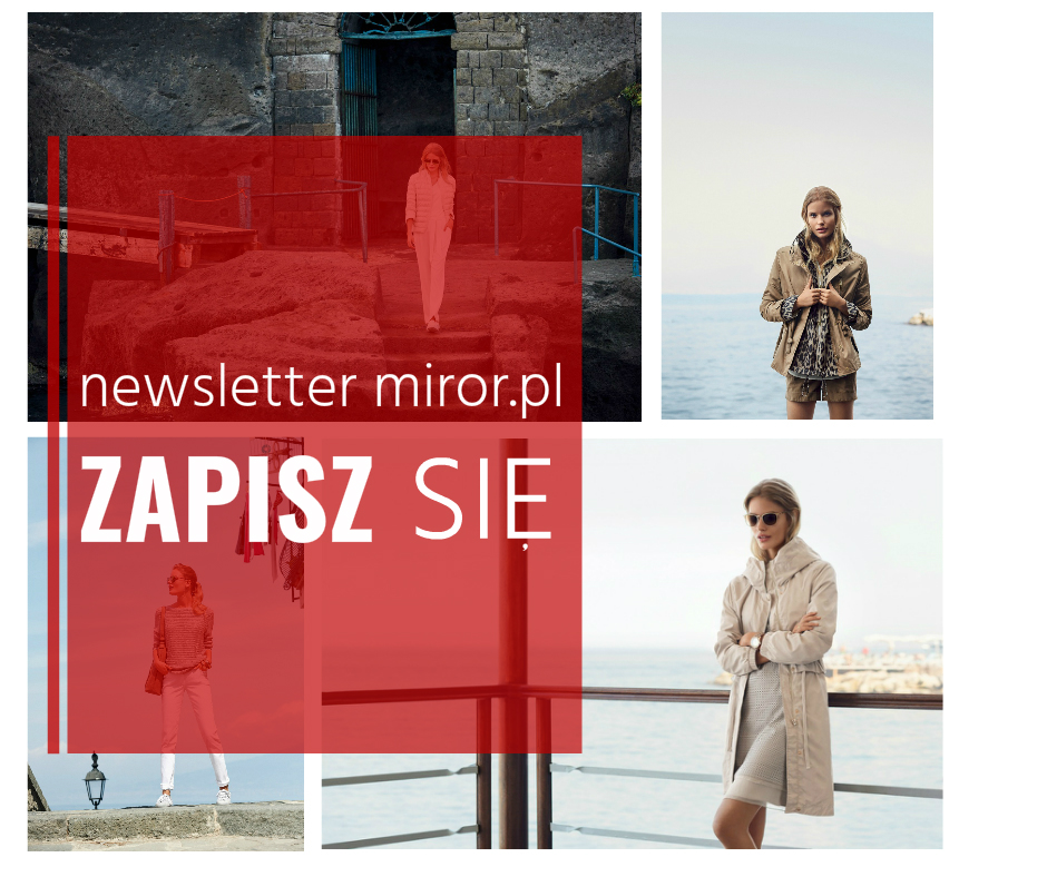 NEWSLETTER MIROR.PL